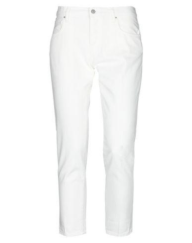 Купить Повседневные брюки от DON THE FULLER белого цвета