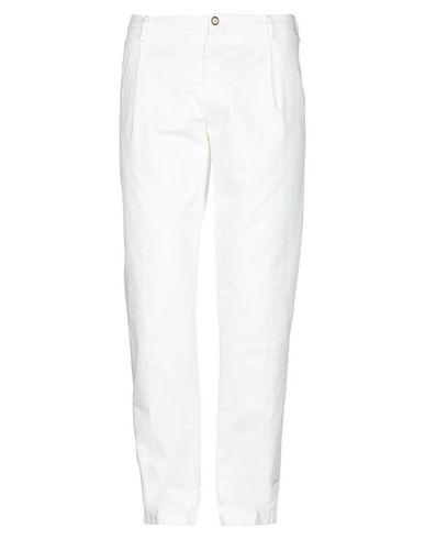 Фото - Повседневные брюки от SIVIGLIA WHITE белого цвета