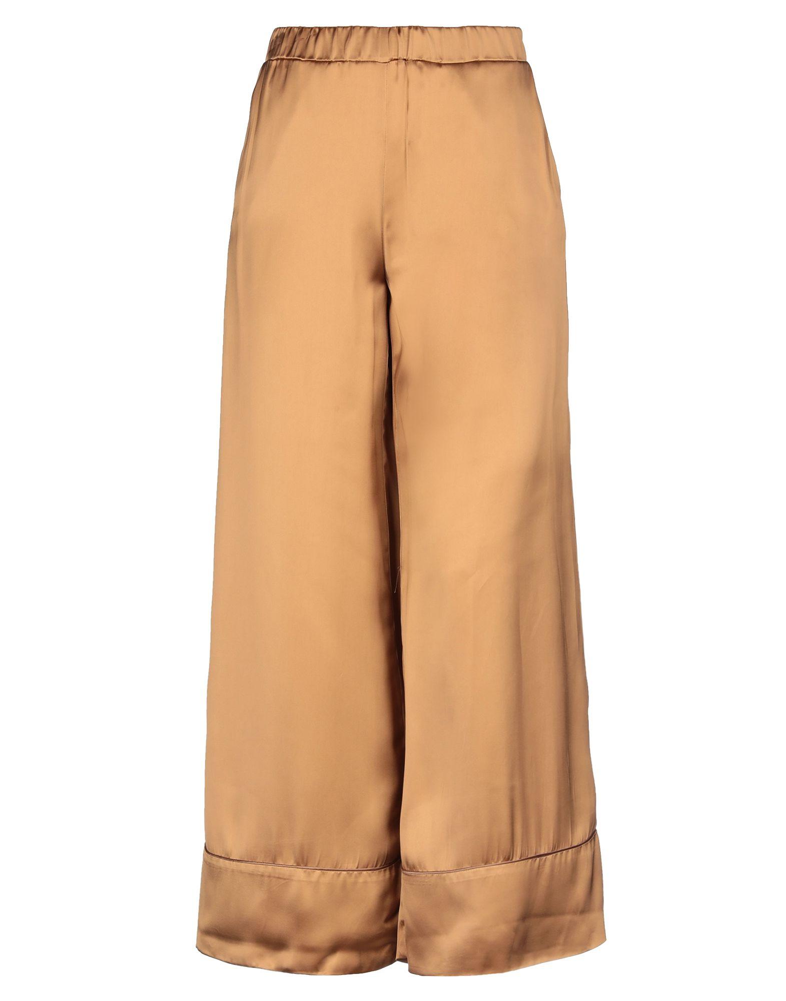 PIÈCE... Повседневные брюки pièce брюки капри