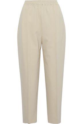 JOSEPH Dalton cropped wool-blend twill tapered pants