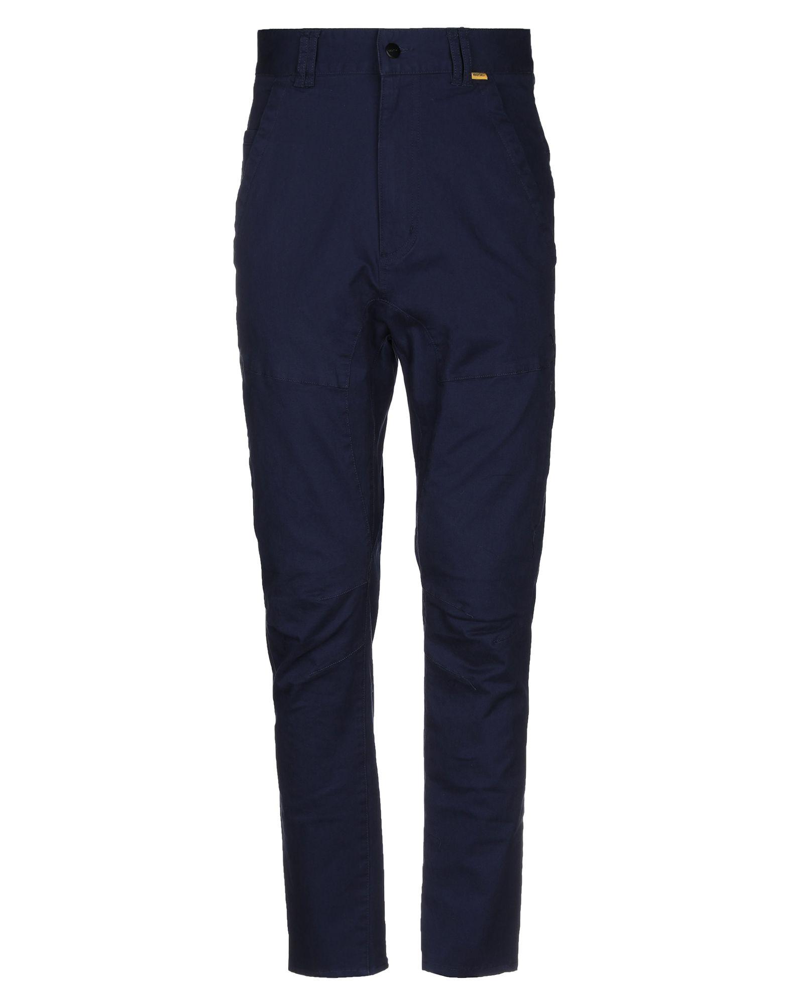 《セール開催中》WESC メンズ パンツ ブルー XS コットン 98% / ポリウレタン 2%