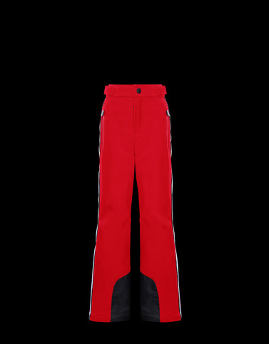 SKI TROUSERS Red Teen 12-14 years - Boy