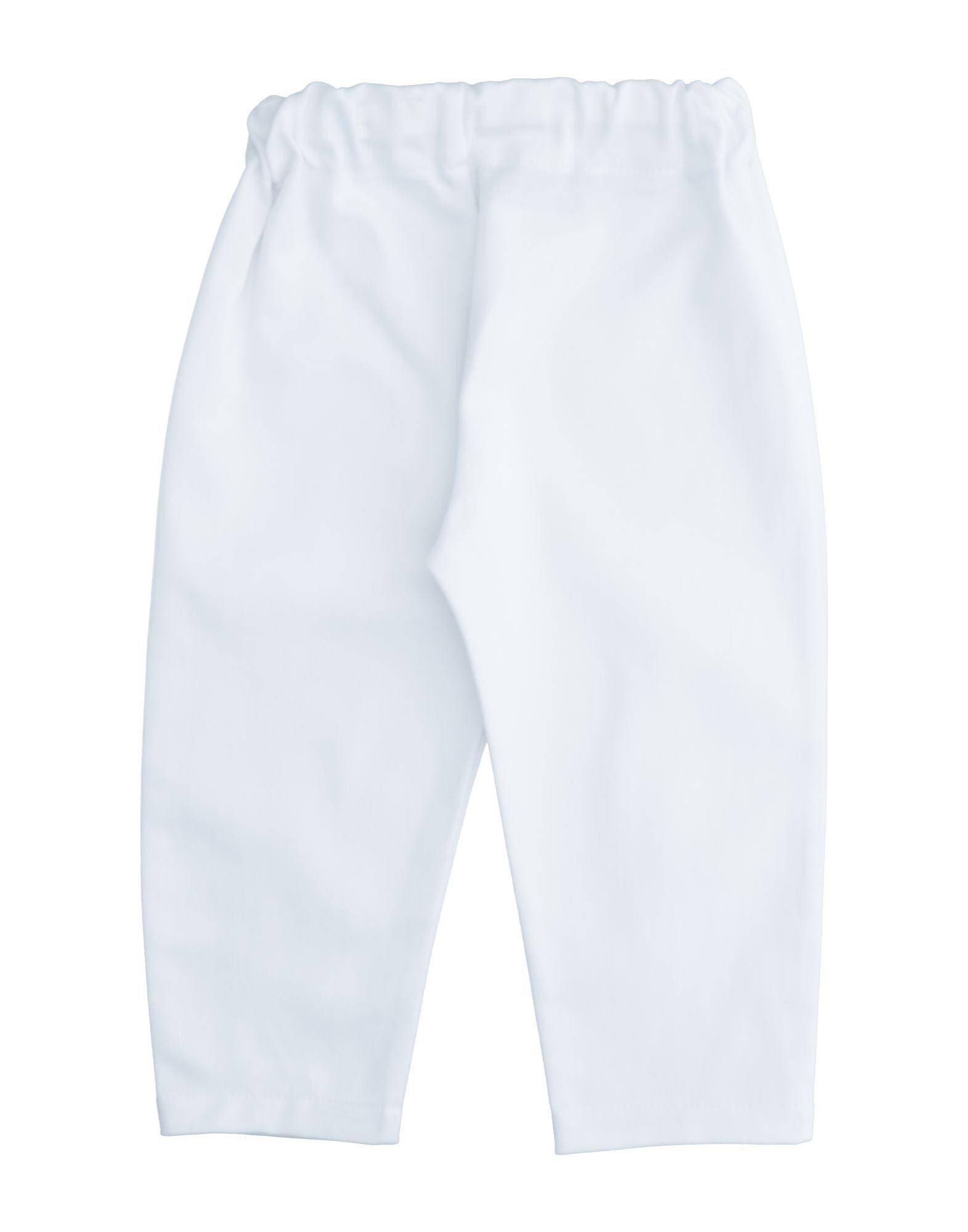 Abracadabra Kids' Casual Pants In White