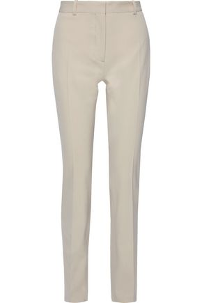 JOSEPH Zoran wool-blend twill slim-leg pants