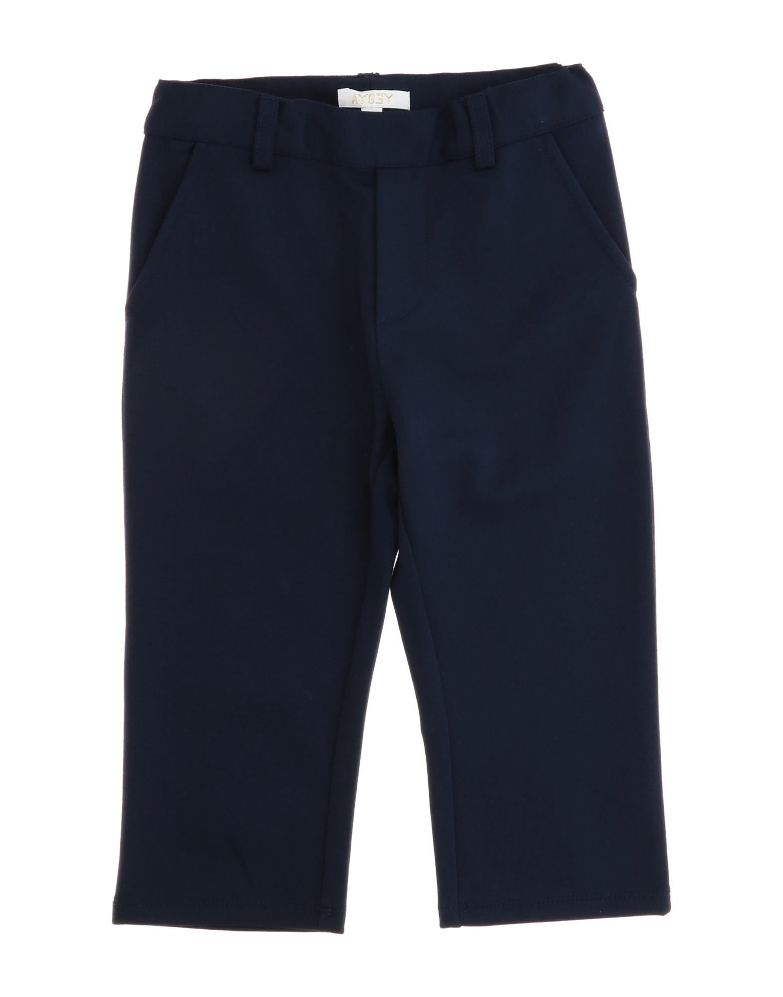 Aygey Kids' Casual Pants In Blue