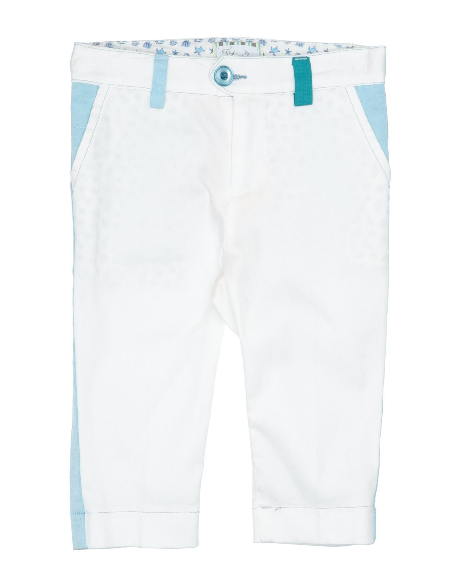 John Twig Kids' Casual Pants In White