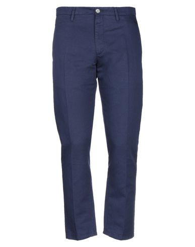 Фото - Повседневные брюки от SIVIGLIA WHITE синего цвета
