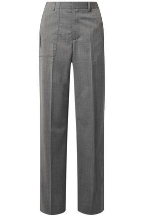 COMMISSION Token twill straight-leg pants