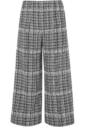 SONIA RYKIEL Bouclé wide-leg pants