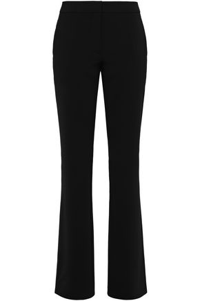 MOSCHINO Piqué flared pants