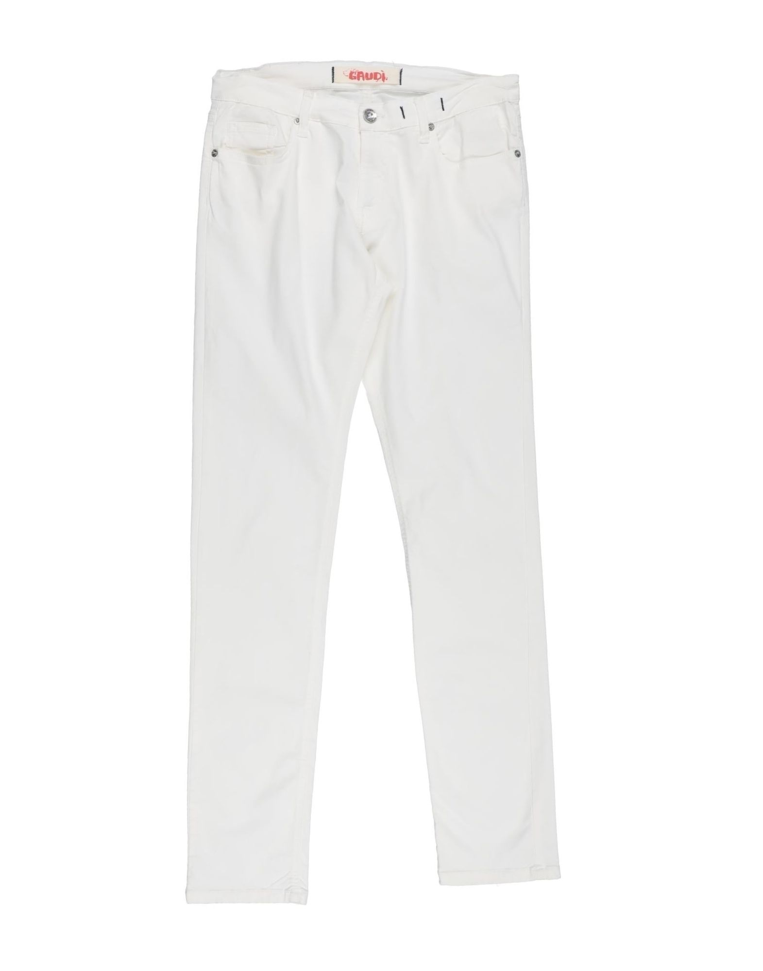 Gaudì Kids' Casual Pants In White