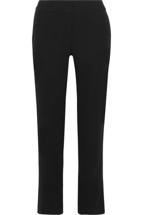 IRIS & INK Mansa crepe straight-leg pants