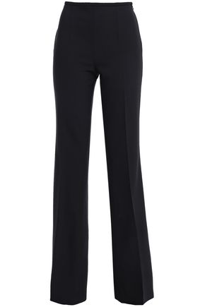 MICHAEL KORS COLLECTION Stretch-wool crepe flared pants