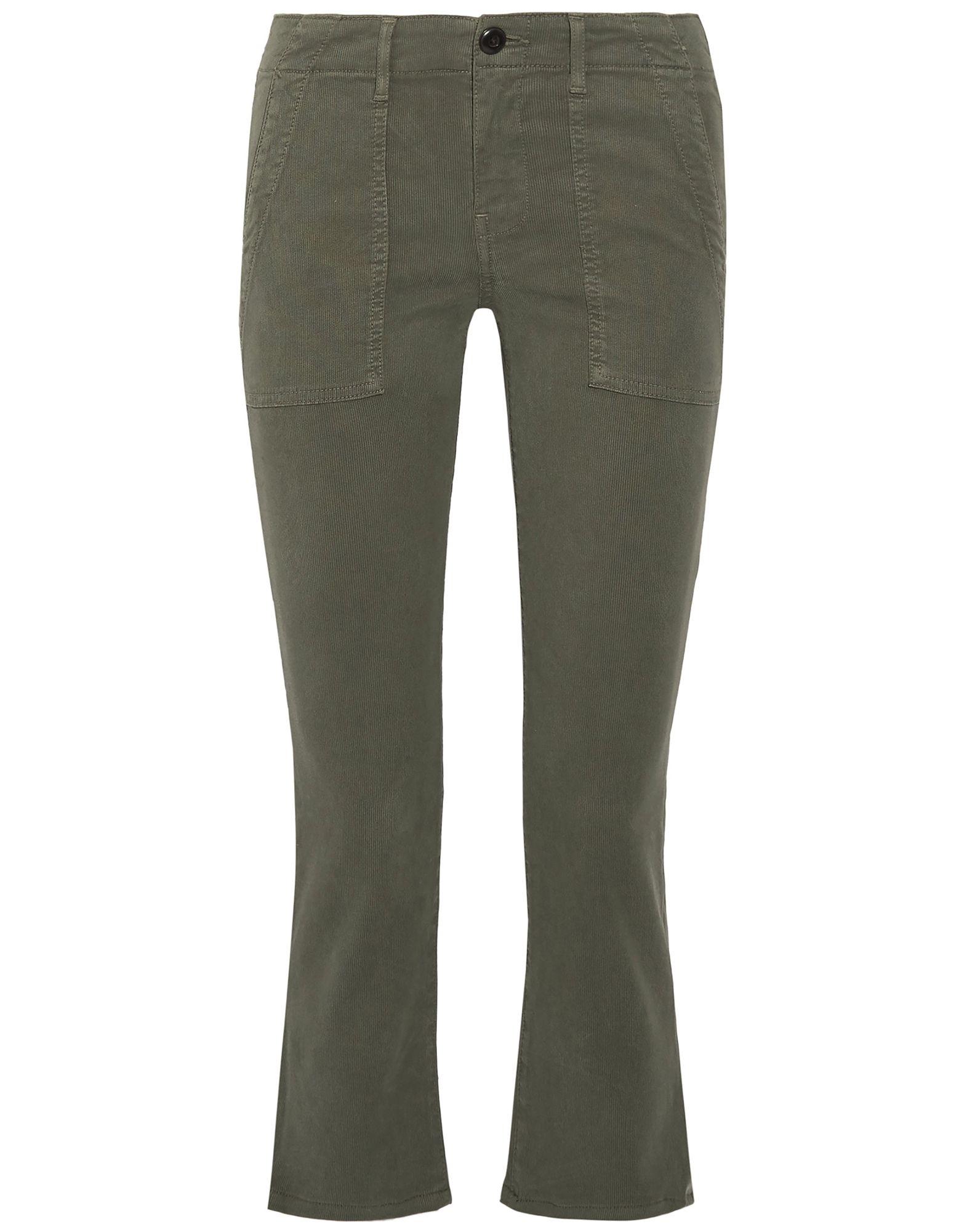 the great джинсовые брюки THE GREAT. Укороченные брюки