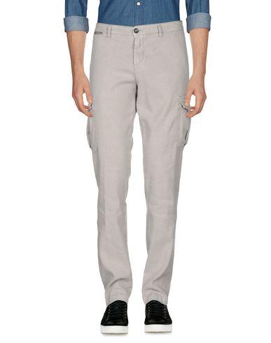 Фото 2 - Повседневные брюки от ELEVENTY светло-серого цвета