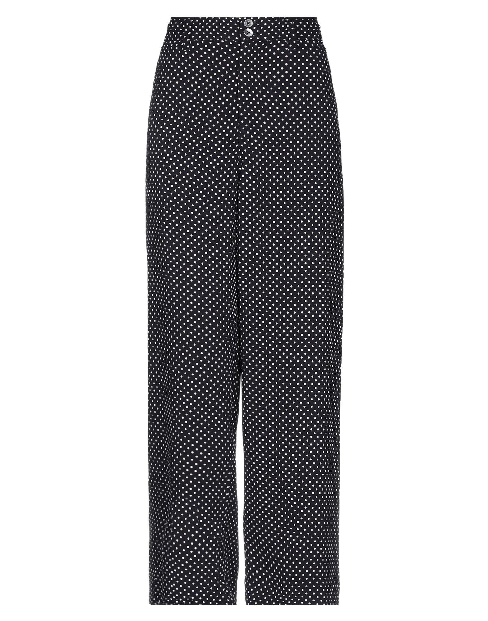 REBECCA TAYLOR Повседневные брюки ruibi ka marc rebecca тонкий брюки карандаш пригородный костюм брюки тонкие брюки 72012k темно серый код m