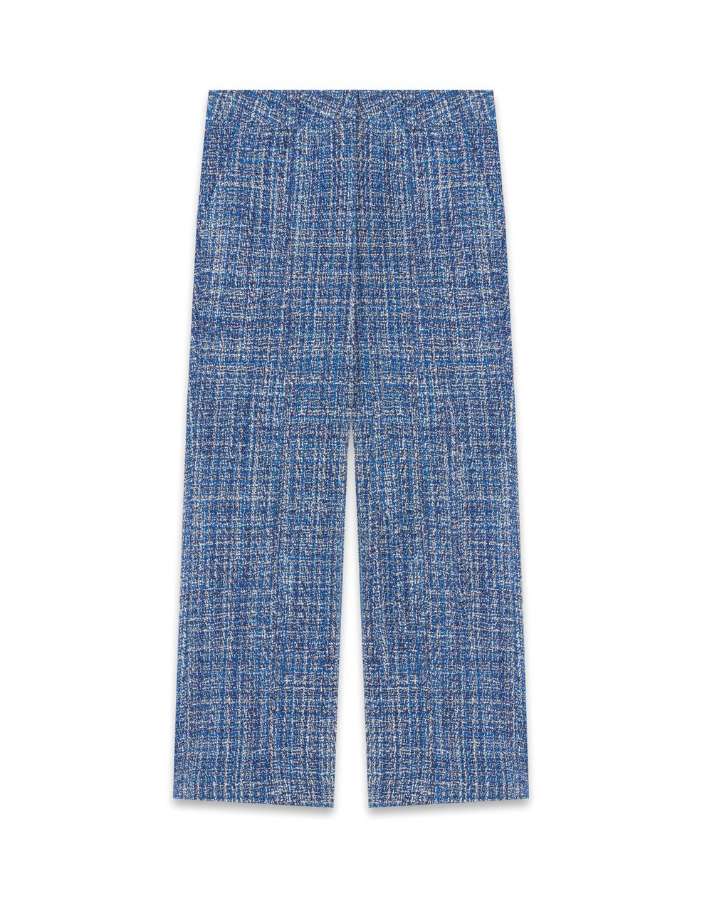 7/8 TWEED PANTS - Lanvin