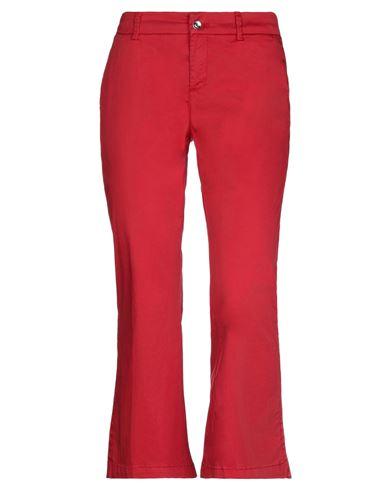 Брюки-капри LIU •JO. Цвет: красный