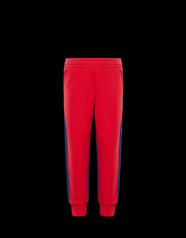 CASUAL TROUSER Red Kids 4-6 Years - Boy Man