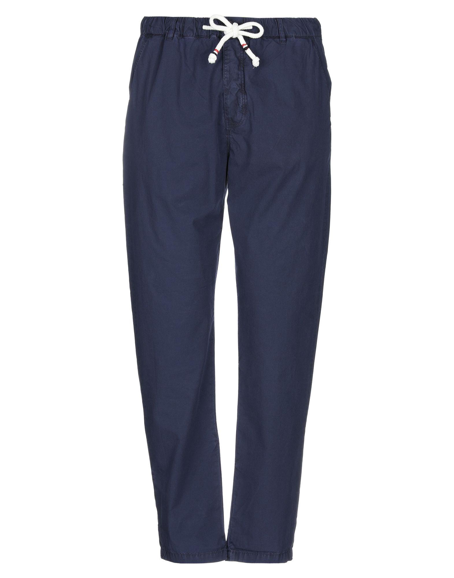 《セール開催中》BEAR メンズ パンツ ダークブルー 50 コットン 100%