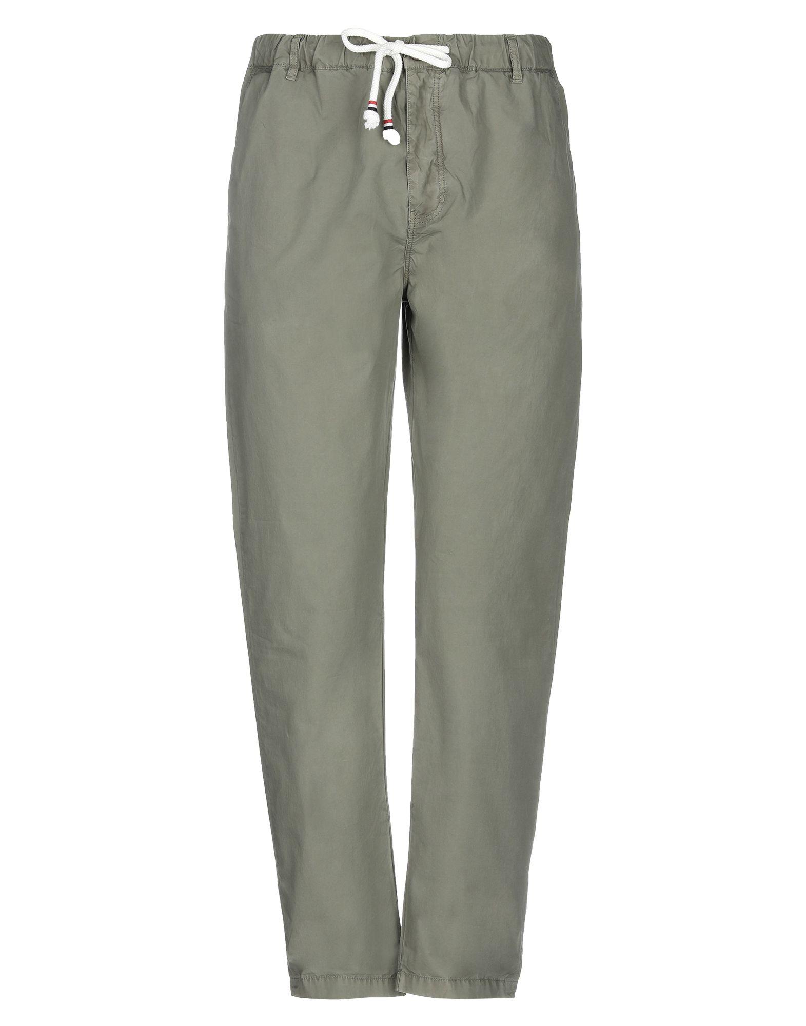 《セール開催中》BEAR メンズ パンツ ミリタリーグリーン 52 コットン 100%