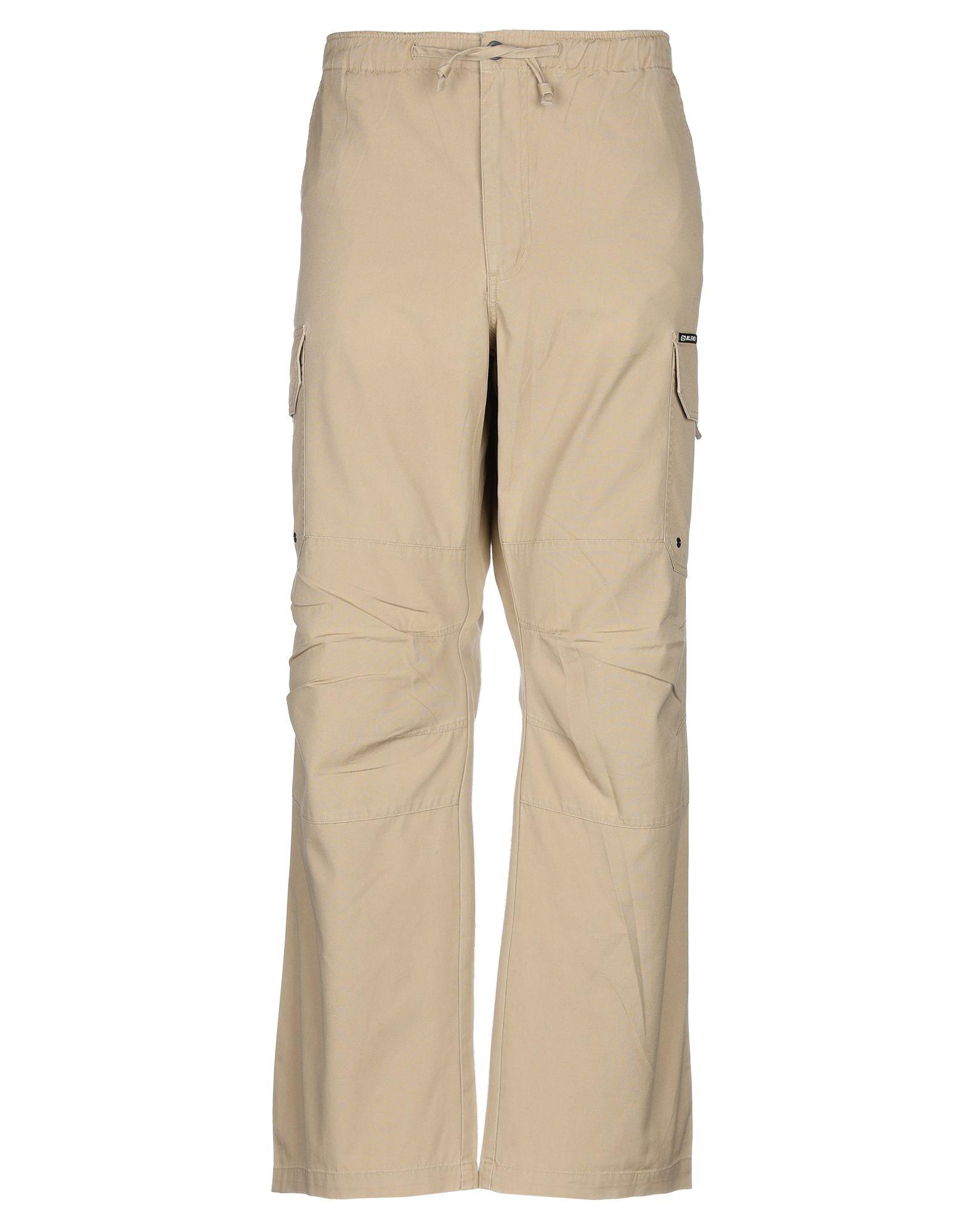 《セール開催中》BLEND OF AMERICA メンズ パンツ ベージュ 33 コットン 100%