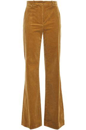 JOSEPH Rone cotton-blend corduroy flared pants