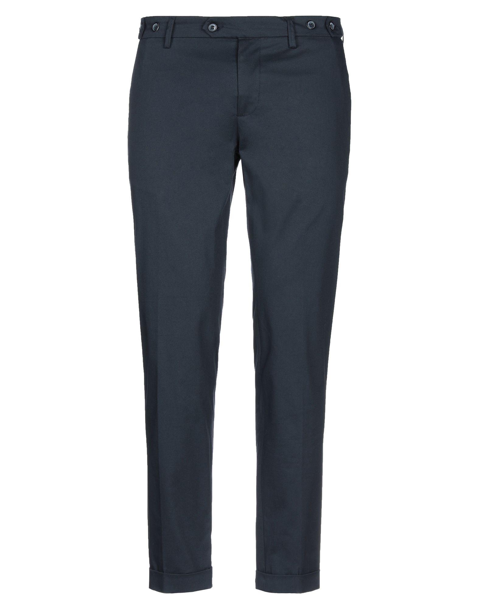 《セール開催中》DABOLEIS メンズ パンツ ダークブルー 36 コットン 98% / ポリウレタン 2%