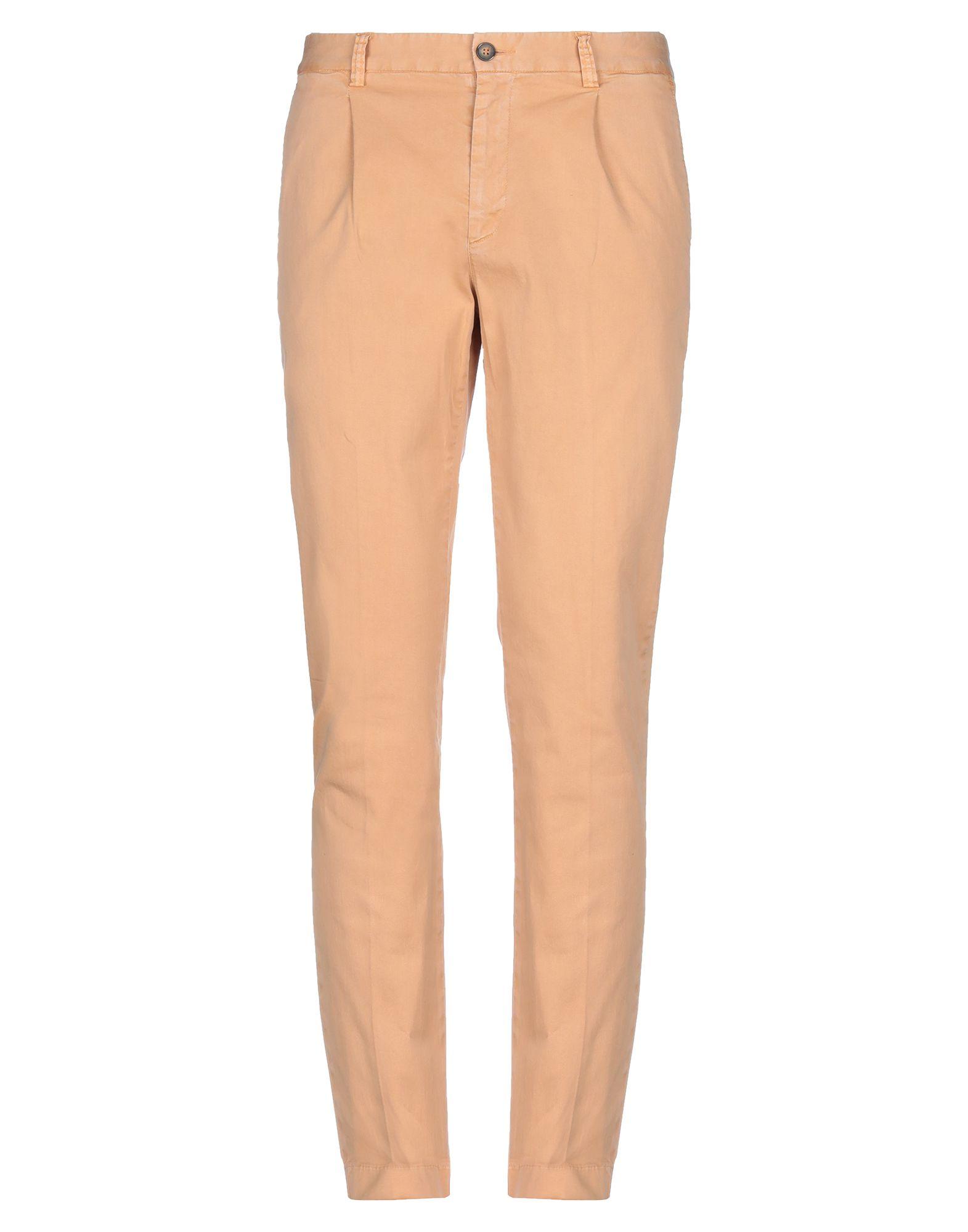 《セール開催中》AUTHENTIC ORIGINAL VINTAGE STYLE メンズ パンツ オレンジ 54 コットン 98% / ポリウレタン 2%