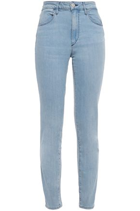 3x1 High-rise skinny jeans