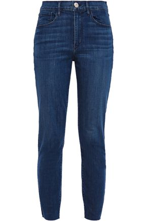 3x1 Bonni high-rise skinny jeans