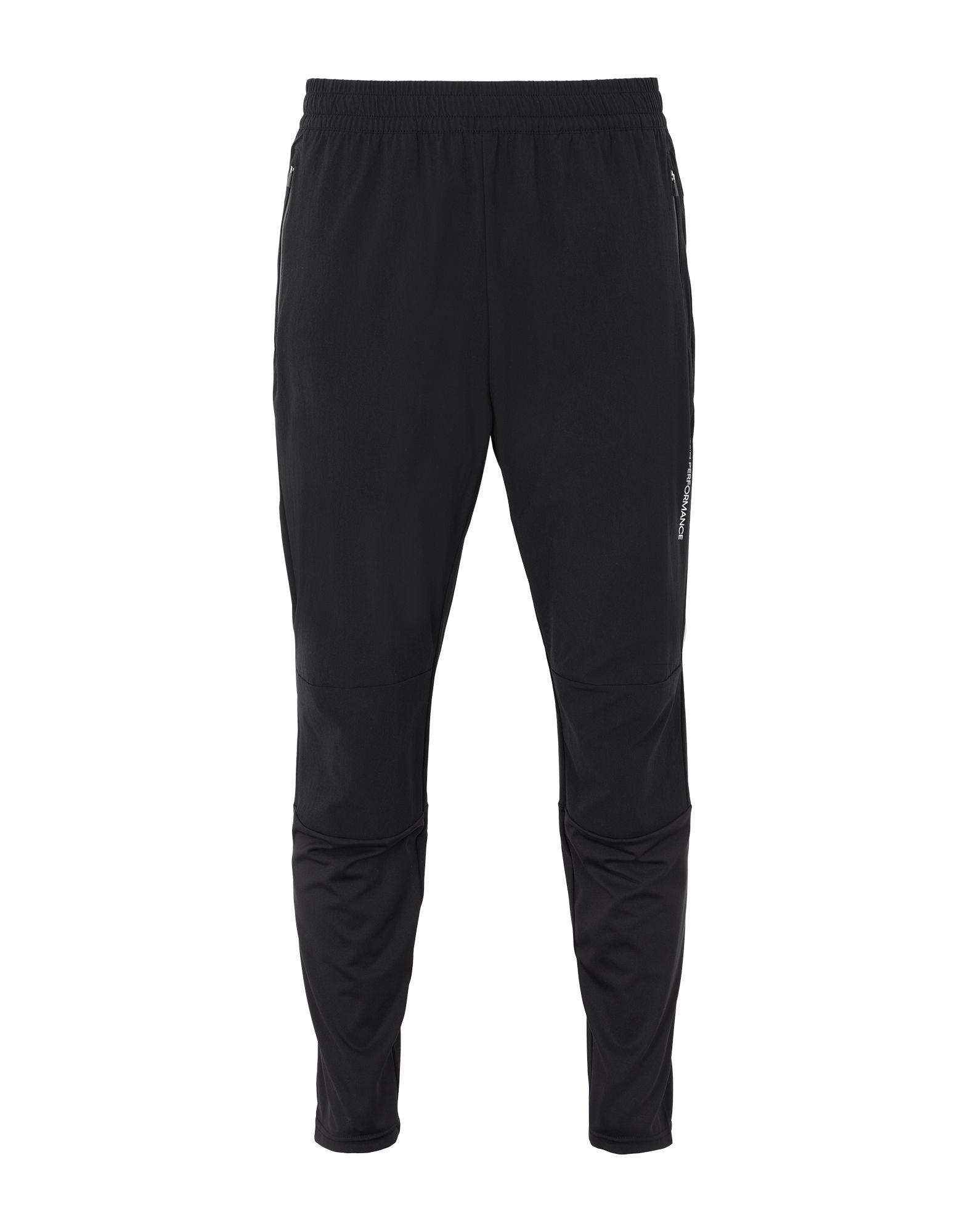 《セール開催中》CALVIN KLEIN PERFORMANCE メンズ パンツ ブラック S ナイロン 90% / ポリウレタン 10% WOVEN TECH PANT