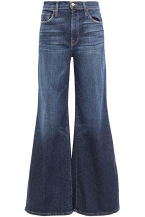 FRAME Meribel high-rise flared jeans