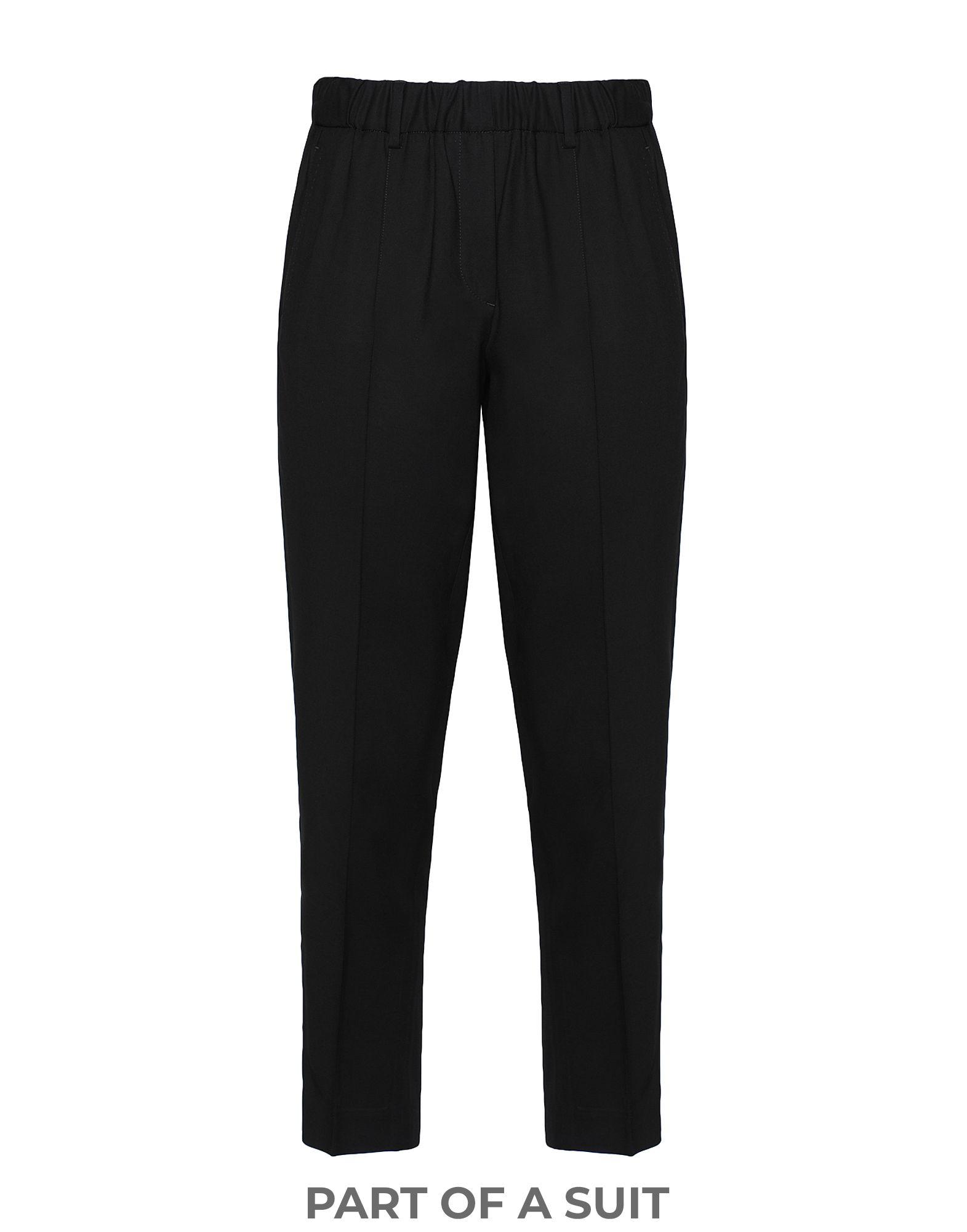 цена 8 by YOOX Повседневные брюки онлайн в 2017 году