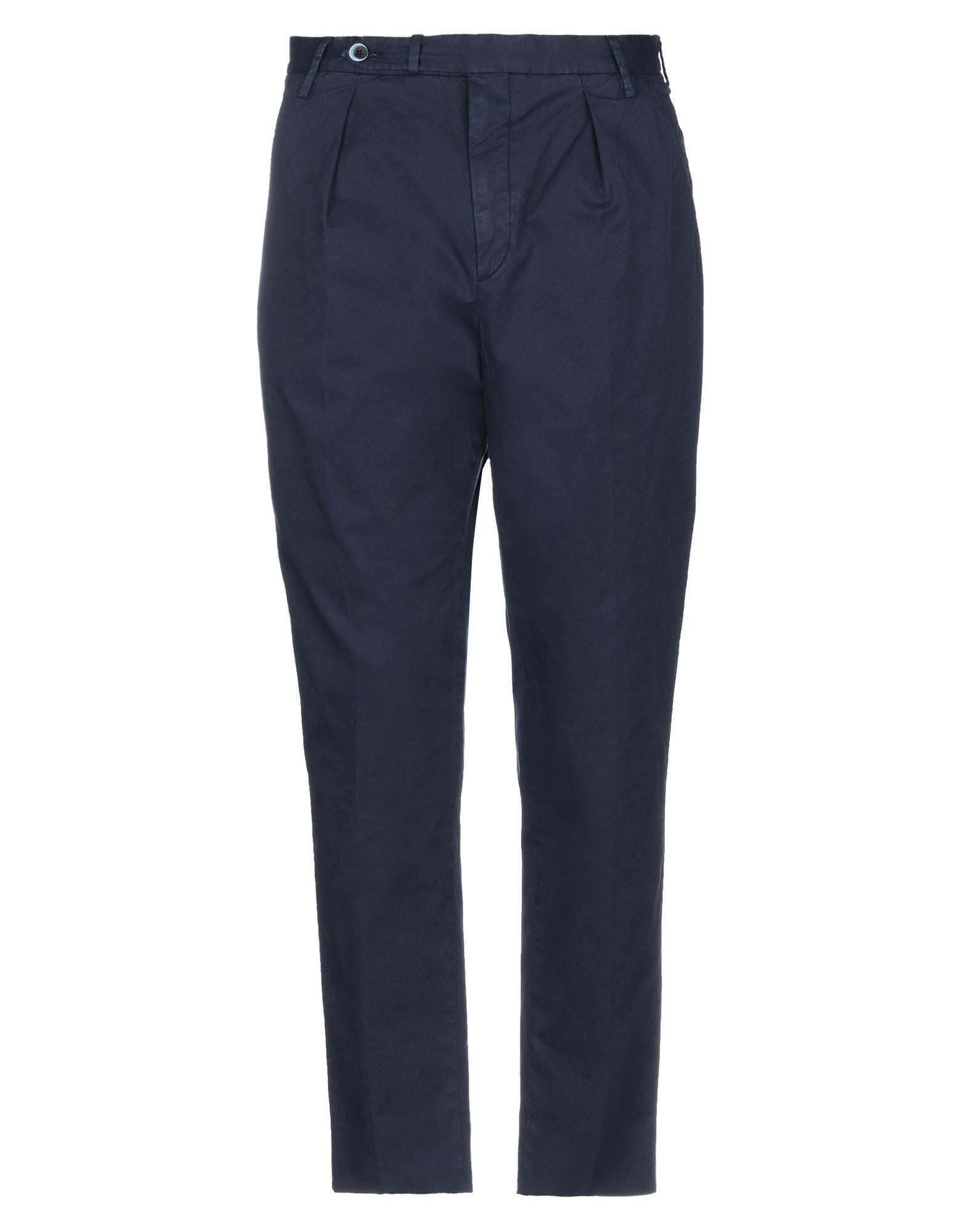 《セール開催中》GTA IL PANTALONE メンズ パンツ ダークブルー 44 コットン 96% / ポリウレタン 4%