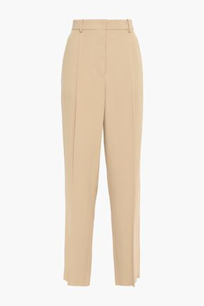 VICTORIA BECKHAM Twill tapered pants