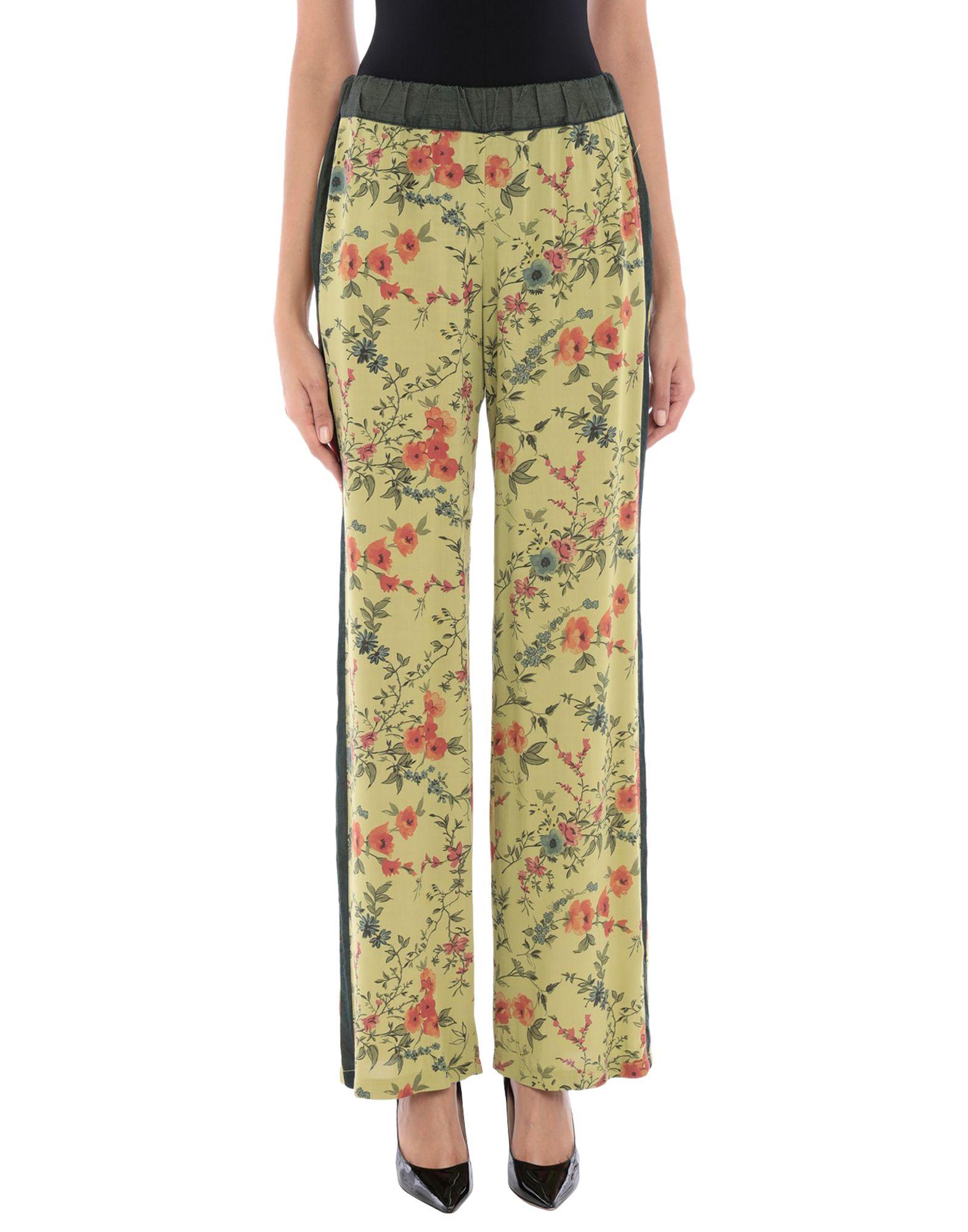 PAOLA PRATA Повседневные брюки paola prata легкое пальто