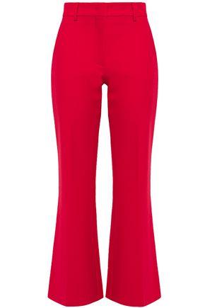 MSGM Crepe flared pants