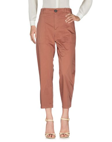 Фото 2 - Повседневные брюки от ANOTHER LABEL коричневого цвета