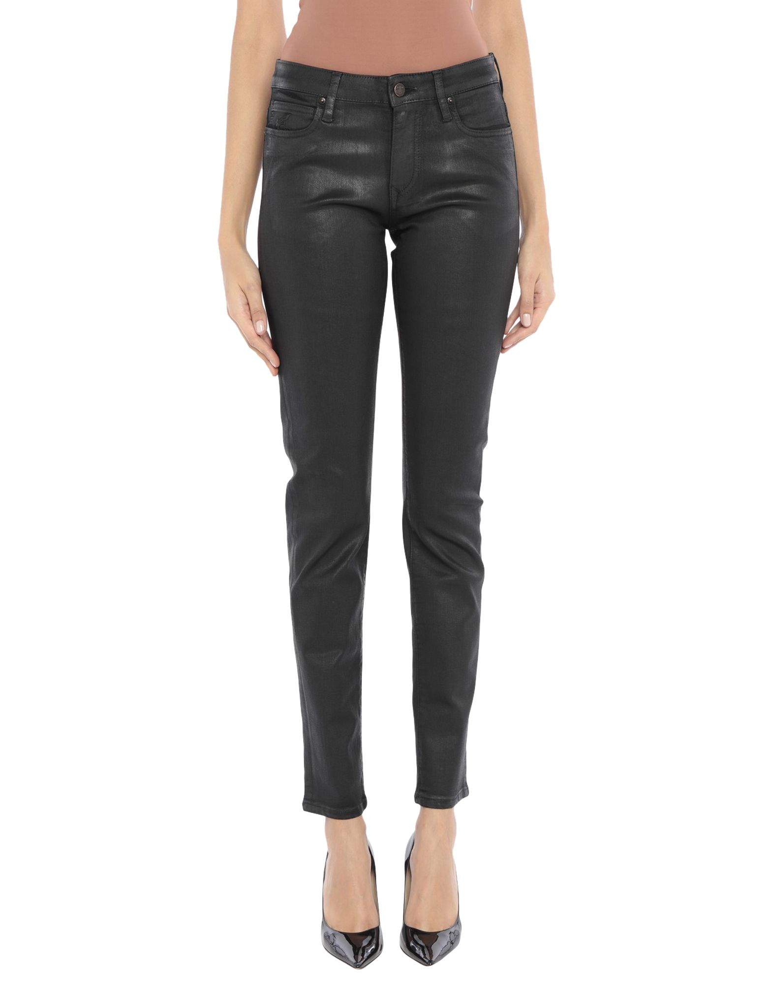 VIVIENNE WESTWOOD ANGLOMANIA Джинсовые брюки джинсы vivienne westwood anglomania vivienne westwood anglomania vi989ewfwer3