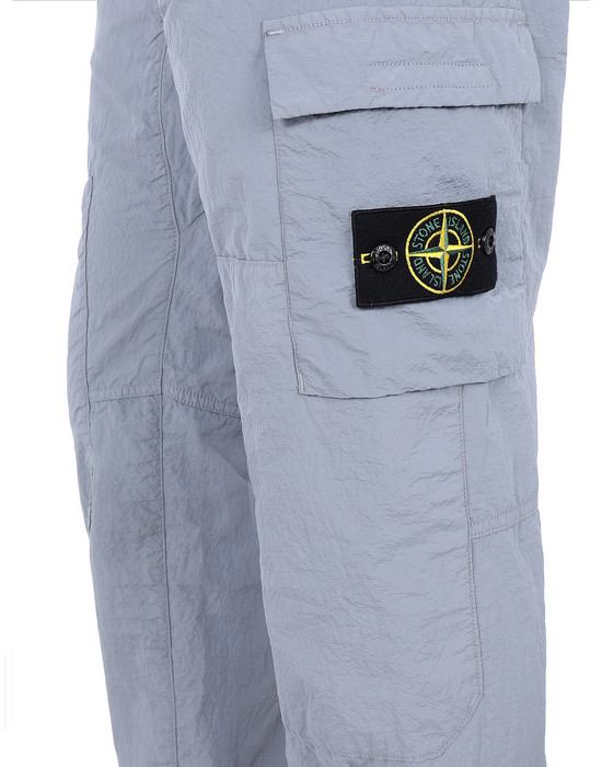 13429133vr - PANTS - 5 POCKETS STONE ISLAND