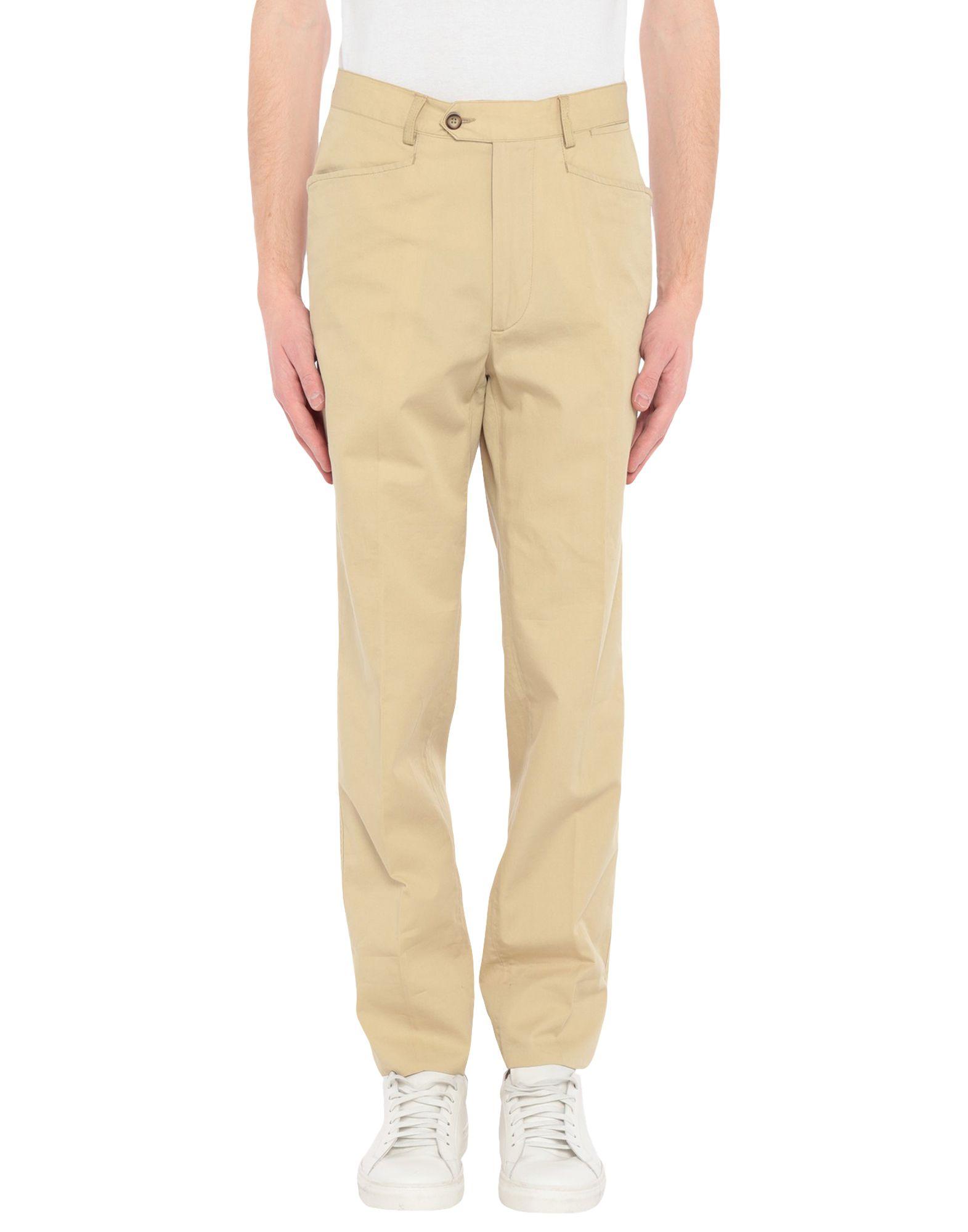 YOOX.COM(ユークス)《セール開催中》JOHN MAC KAY メンズ パンツ ベージュ 44 コットン 100%
