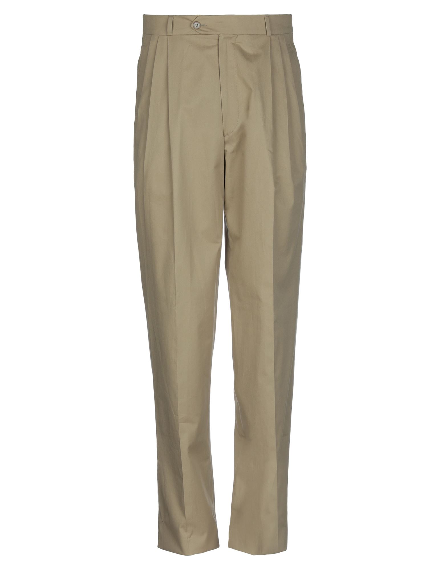 YOOX.COM(ユークス)《セール開催中》JOHN MAC KAY メンズ パンツ キャメル 46 コットン 100%