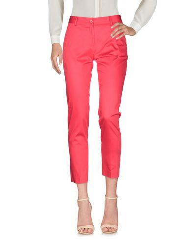 Фото 2 - Повседневные брюки от EMISPHERE красного цвета