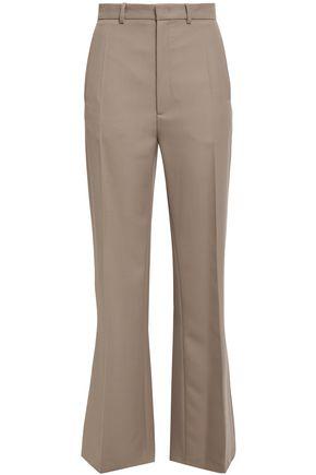 JOSEPH Twill straight-leg pants