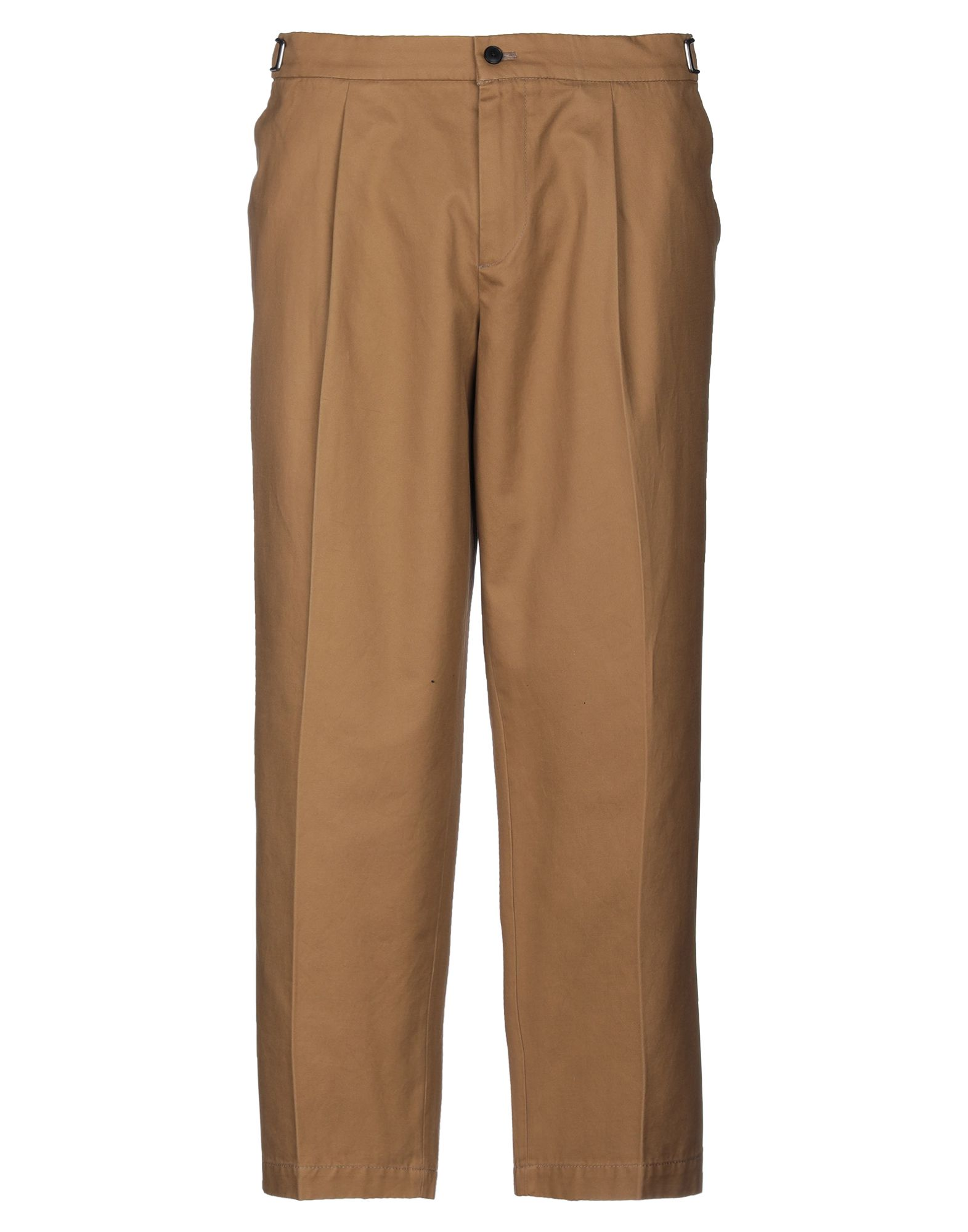 《セール開催中》CELLAR DOOR メンズ パンツ キャメル 54 コットン 100%