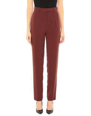 Фото - Повседневные брюки от EMISPHERE цвет баклажанный