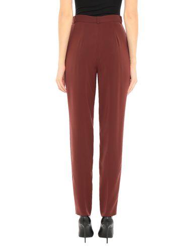 Фото 2 - Повседневные брюки от EMISPHERE цвет баклажанный