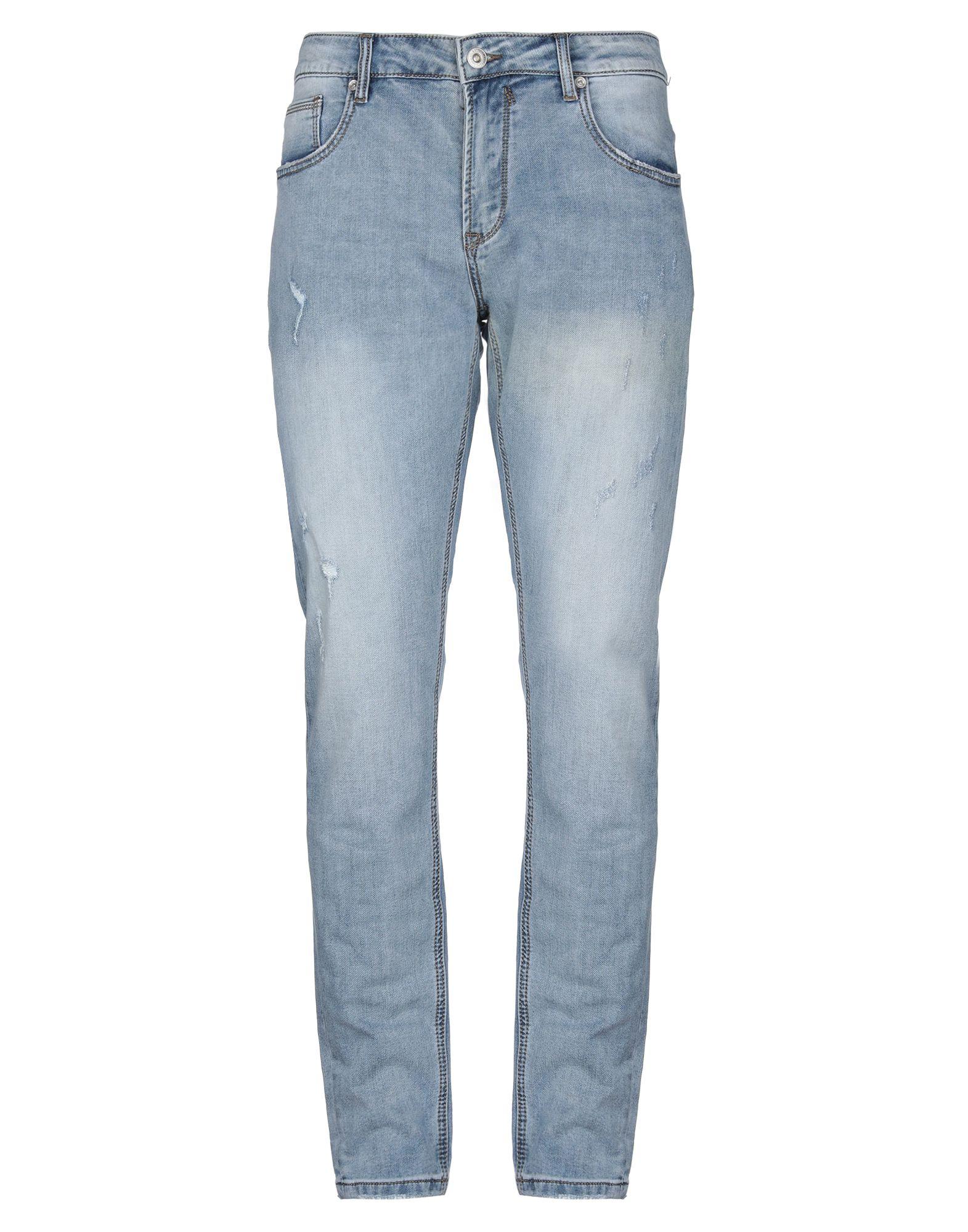 GIANNI LUPO Джинсовые брюки