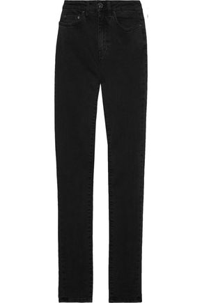 ACNE STUDIOS Pin high-rise slim-leg jeans